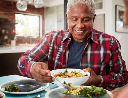 Dietary Tips to Stay Healthy As You Age